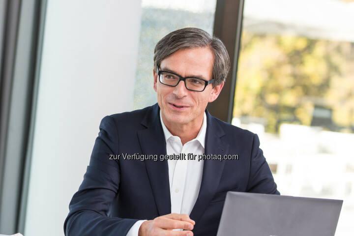 Dr. Michael Junghans - WIG Wietersdorfer Holding GmbH: Kärntner Energie-Know how für Wasserkraftwerk in Chile (Fotocredit: WIG Wietersdorfer Holding GmbH)