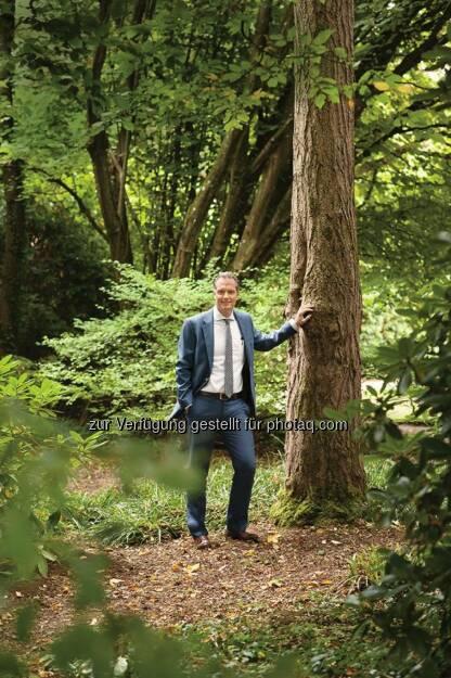 Wolfgang Süßle, CEO der L&R Unternehmensgruppe - Lohmann & Rauscher: Die L&R Unternehmensgruppe wächst 2016 um 5,5 % und veröffentlicht erstmalig einen Nachhaltigkeitsreport - Starkes Umsatzwachstum belegt nachhaltige Unternehmensführung (Fotocredit: Lohmann & Rauscher), © Aussender (09.06.2017)