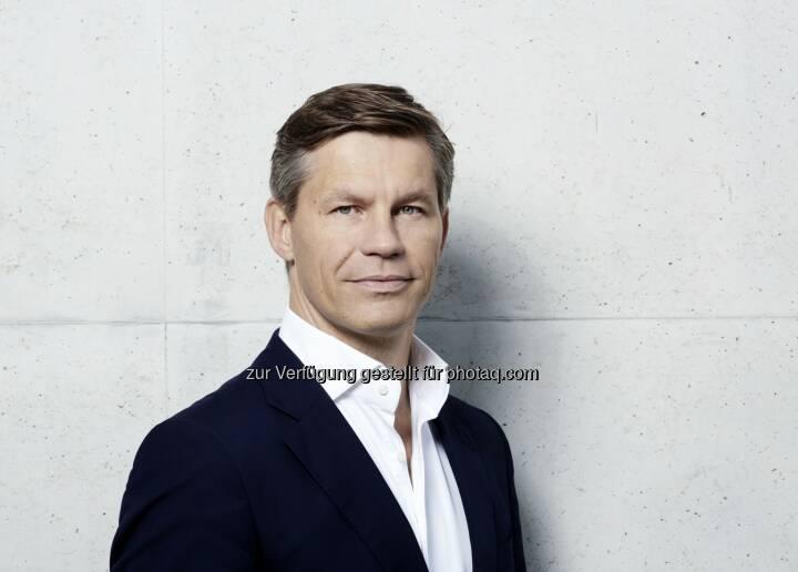 Berliner CEO Frank Briegmann gehört zu den wichtigsten Musikmanagern der Welt (Fotocredit: obs/Universal Music Entertainment GmbH/Laurence Chaperon)