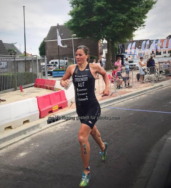Tanja Stroschneider, laufen, © Tanja Stroschneider (11.06.2017)