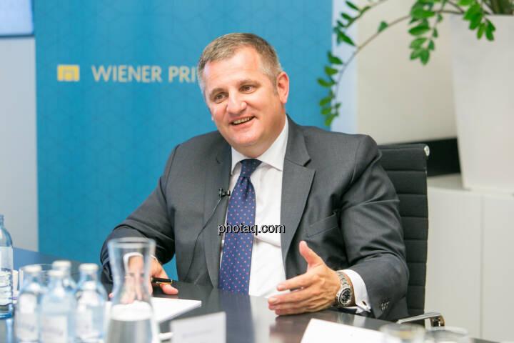Eduard Berger (Vorstand Wiener Privatbank) - (Fotocredit: Martina Draper)