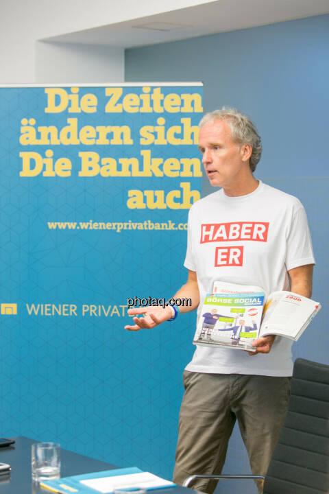 Christian Drastil (Herausgeber Börse Social Magazine) - (Fotocredit: Martina Draper)