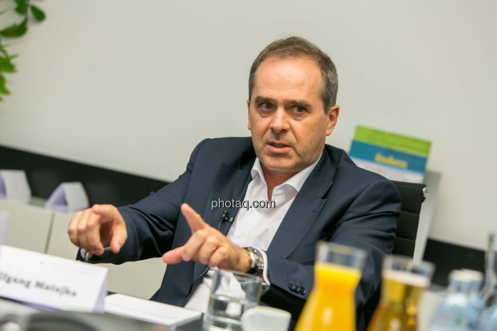 Wolfgang Matejka (CIO Wiener Privatbank und Fondsmanager bzw. Geschäftsführer Matejka & Partner Asset Management) - (Fotocredit: Martina Draper) (14.06.2017)