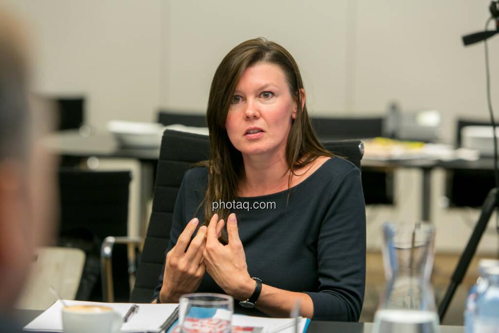 FH-Prof. Mag. Monika Kovarova-Simecek (Dozentin am Department Medien und Wirtschaft der FH St. Pölten) - (Fotocredit: Martina Draper) (14.06.2017)