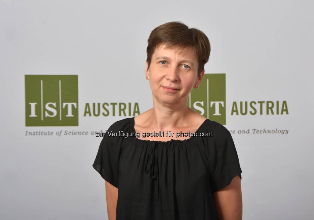 IST Austria: Eva Benková zum EMBO-Mitglied gewählt (Fotocredit: IST Austria), © Aussender (19.06.2017)