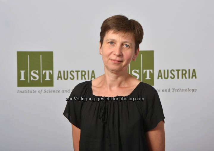 IST Austria: Eva Benková zum EMBO-Mitglied gewählt (Fotocredit: IST Austria)