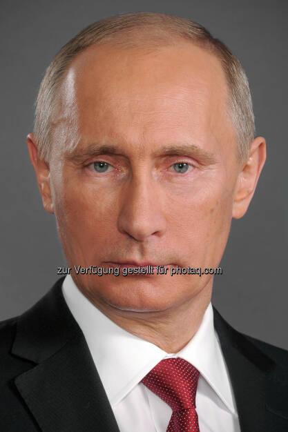 Russlands Präsident Wladimir Putin - Botschaft der Russischen Föderation: Zehn Jahre Russisch-Österreichischer Geschäftsrat (Fotocredit: www.kremlin.ru)