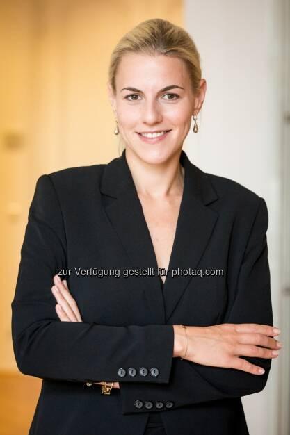 HYPO NOE Gruppe Bank AG: Michaela Berger ab September Leiterin Konzernkommunikation der HYPO NOE Gruppe Bank AG (Fotocredit: Benedikt Loebell), © Aussender (23.06.2017)