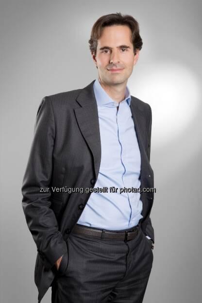 Thomas de Saint-Seine, Geschäftsführer und Senior Systematic Aktienfondsmanager der Schweizer RAM Active Investments SA, Bild: RAM (28.06.2017)