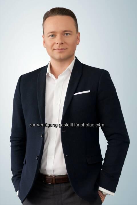 Sascha van Holt, founding partner Crosslantic Capital - Crosslantic Capital Management GmbH: SevenVentures Geschäftsführer gründet eigenen Investment Fonds (Bild: obs/Crosslantic Capital Management GmbH)