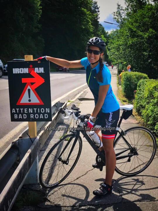 Monika Kalbacher, Ironman
