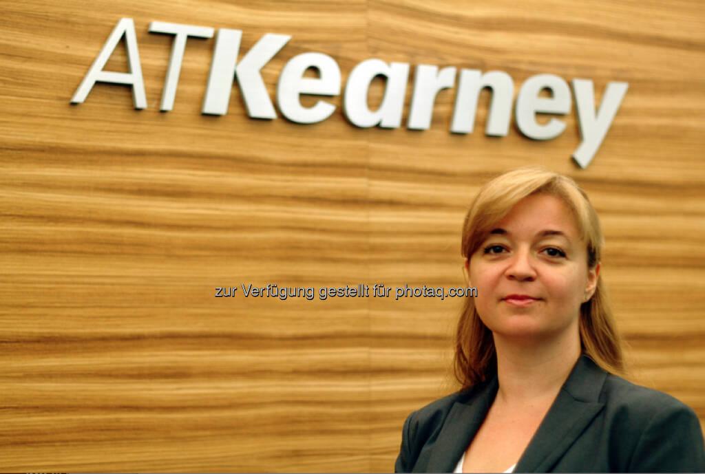 Daniela Chikova, Partner Financial Services bei A.T. Kearney, Bild: A.T. Kearney (03.07.2017)