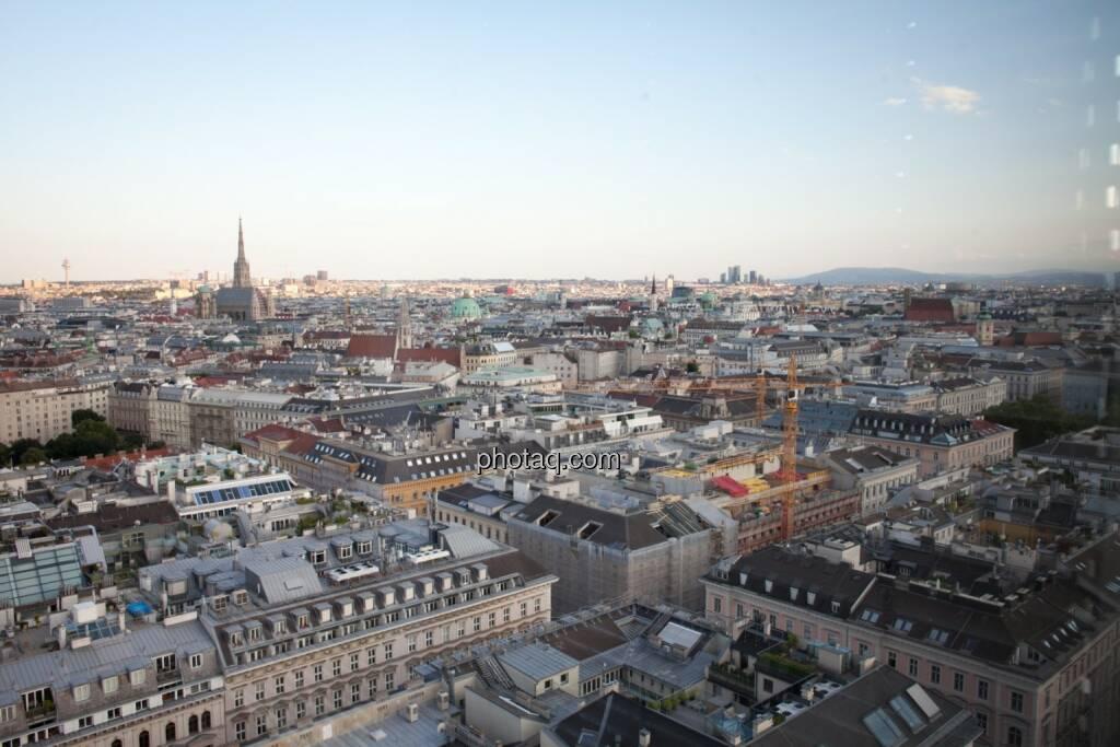 Wien, Skyline, Häuser, Immobilien, © Michaela Mejta (04.07.2017)