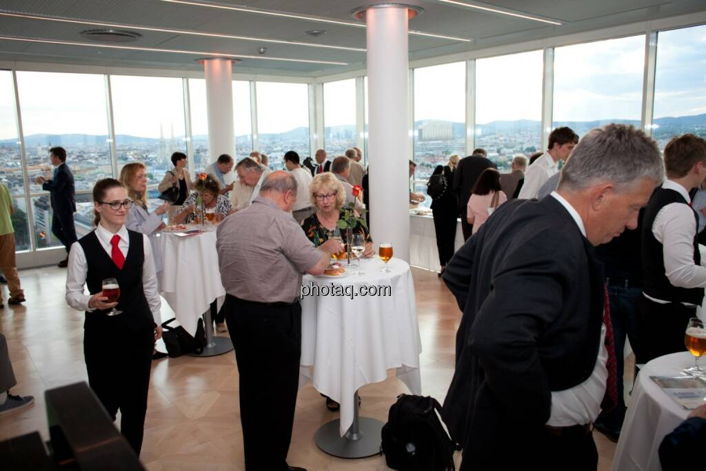 Gäste, Roadshow #71, Ringturm, © Michaela Mejta (04.07.2017)