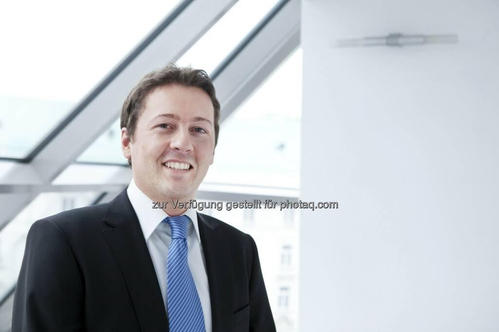 Daniel Feix, Geschäftsführer der C-QUADRAT Asset Management GmbH; Bild: C-Quadrat (05.07.2017)
