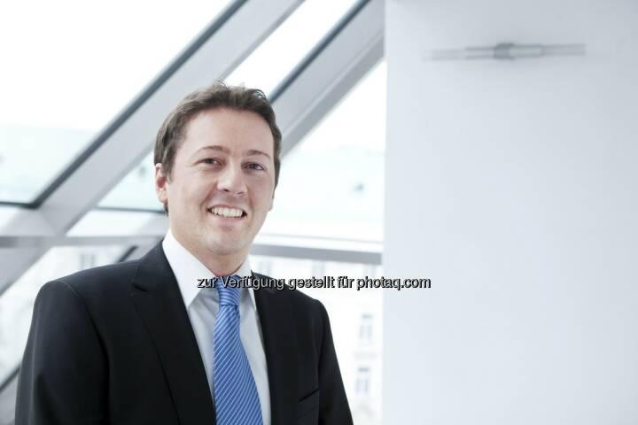 Daniel Feix, Geschäftsführer der C-QUADRAT Asset Management GmbH; Bild: C-Quadrat