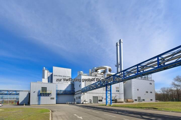Agrana, Fabrik, Pischelsdorf; Bild: Agrana