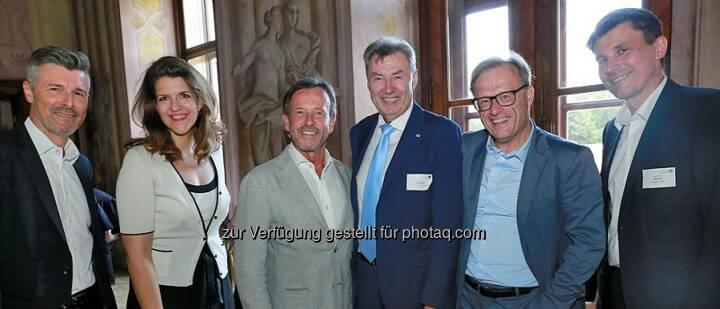 Wirtschaftsforum der Führungskräfte: Führungskräftetreffen beim WdF-Sommerfest (Fotocredit: WdF/G. Langegger)