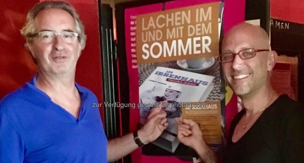 Robert Sommer, Bernhard Basziszta (11.07.2017)