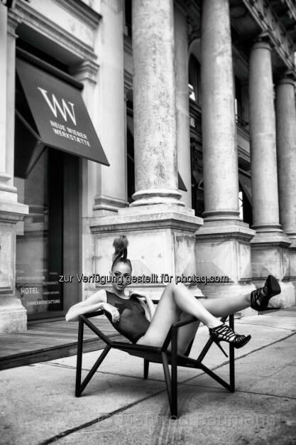 Celine Schrenk Miss Austria 2017 - Photos by ManfredBaumann.comHaare: Christian Sturmayr, Make up: Cambio Beauty, Location: Neue Wiener Werkstätte (12.07.2017)