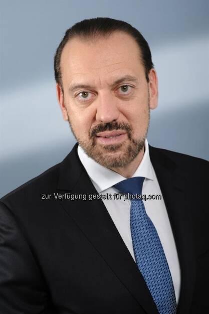 Prof. Werner Hoffmann, Partner bei EY Österreich, Bild: EY (17.07.2017)