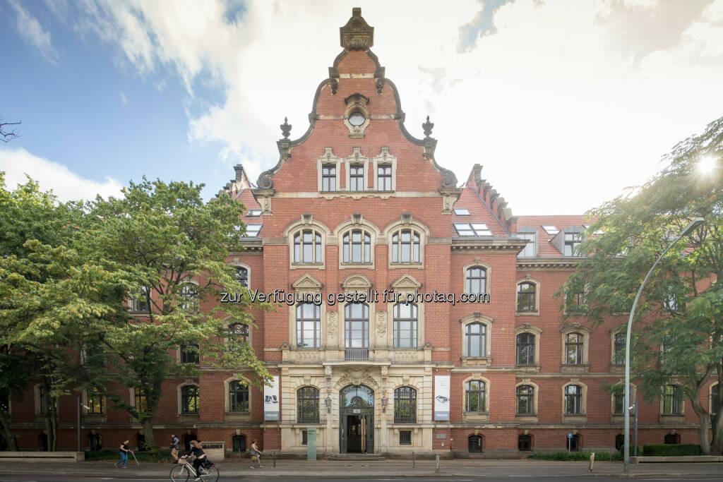 CA Immo vermietet das ehemalige Dienstgebäude der Königlichen Eisenbahndirektion Berlin, Bild: CA Immo (19.07.2017)