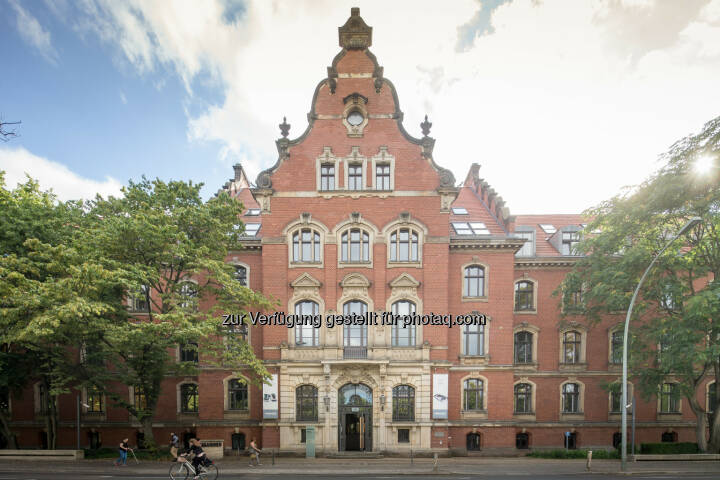 CA Immo vermietet das ehemalige Dienstgebäude der Königlichen Eisenbahndirektion Berlin, Bild: CA Immo