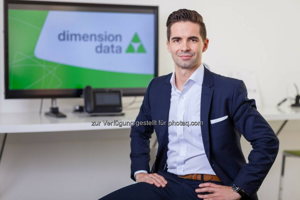 Dimension Data: Jürgen Horak, CEO Dimension Data Austria (Fotograf: Markus Lang / Fotocredit: Dimension Data), © Aussender (24.07.2017)