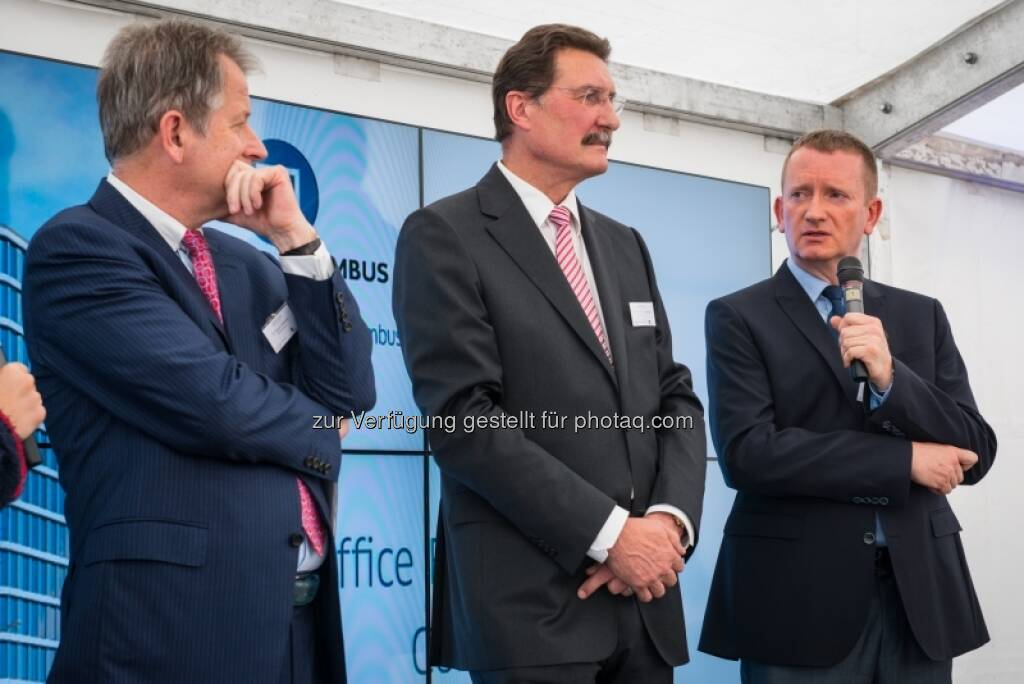Eduard Zehetner, Franz Scheibenecker, Marek Tryzybowicz, &copy; Immofinanz via <a href=