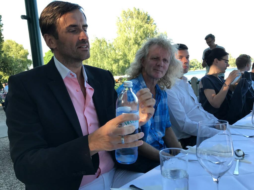 Gerhard Massenbauer, Gerald Dürrschmid (beide werden im nächsten Magazine unter den Autoren sein) (26.07.2017)