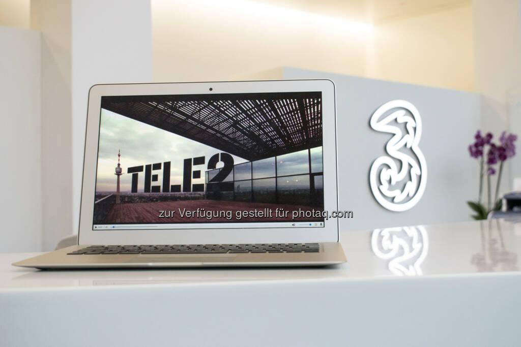 Hutchison Drei Austria Gmbh: Drei übernimmt Tele2. Österreichs größter alternativer Telekom-Anbieter entsteht (Fotocredit:Jacqueline Godany), © Aussendung (28.07.2017)