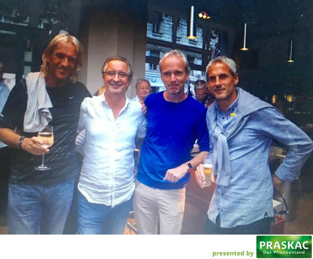 Andreas Du-Rieux, Robert Sommer, Christian Drastil, Michael Konsel (30.07.2017)
