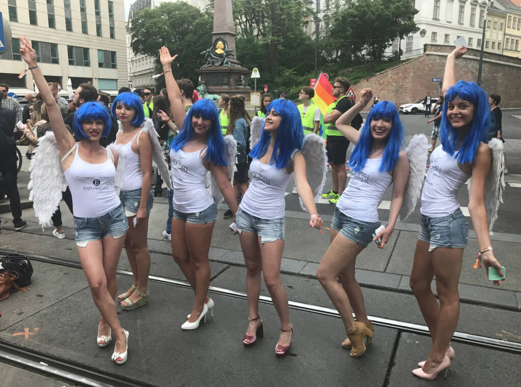 Yes Regenbogenparade 2017 Wien, © diverse photaq (30.07.2017)