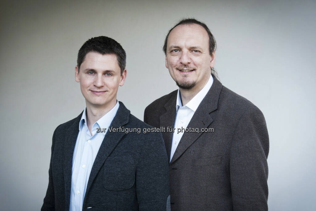 Jan Pichler, CEO und Co-Founder, Sascha Mundstein, Co-Founder.myVeeta ist ein Produkt von Talent Solutions - myVeeta: myVeeta hilft Start-ups bei der Personalsuche (Fotocredit: Talent Solutions), © Aussender (02.08.2017)