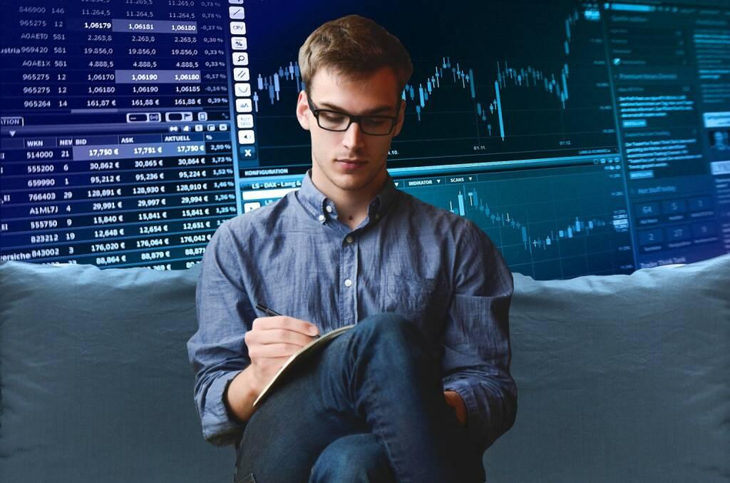 Analyse, Chart, Aktie, untersuchen, nachdenken, Startup, Fintech (Bild: Pixabay/geralt https://pixabay.com/de/unternehmer-start-start-up-chart-2411763/ ) (08.08.2017)