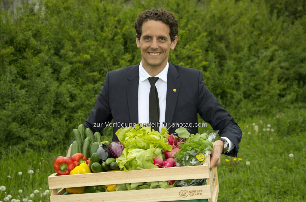 LGV-Frischgemüse: Florian Bell wird Alleinvorstand - LGV-Frischgemüse Wien reg. Gen. m.b.H.: LGV-Frischgemüse: Florian Bell wird Alleinvorstand (Fotocredit: www.kurt-kracher.at), © Aussender (22.08.2017)