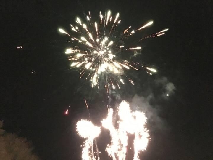 Feuerwerk, Silvester, Jahreswechsel