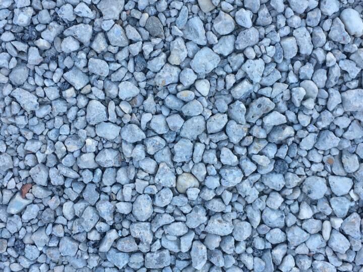Steine, grau