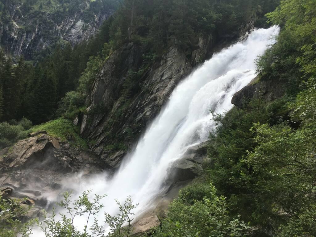 Wasserfall, © diverse photaq (25.08.2017)
