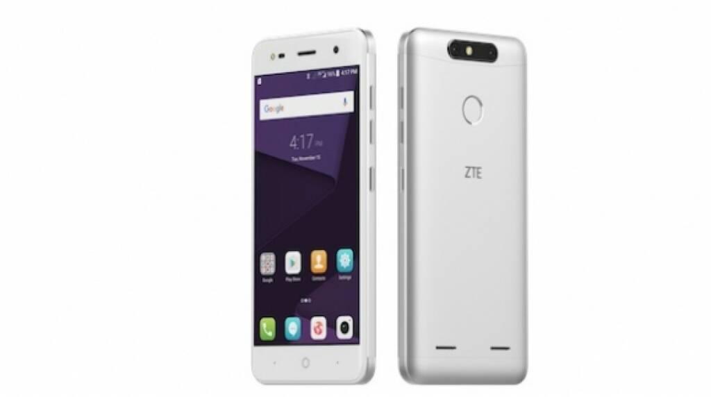 ZTE Blade V8 Mini: Das Smartphone für Fotoliebhaber kommt nach Österreich, Bild: ZTE, © Aussendung (29.08.2017)