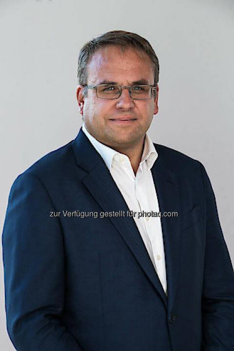 Edgar Rainer, Director Business Strategy bei FACC. Fotocredit: Georg Tiefenthaler
