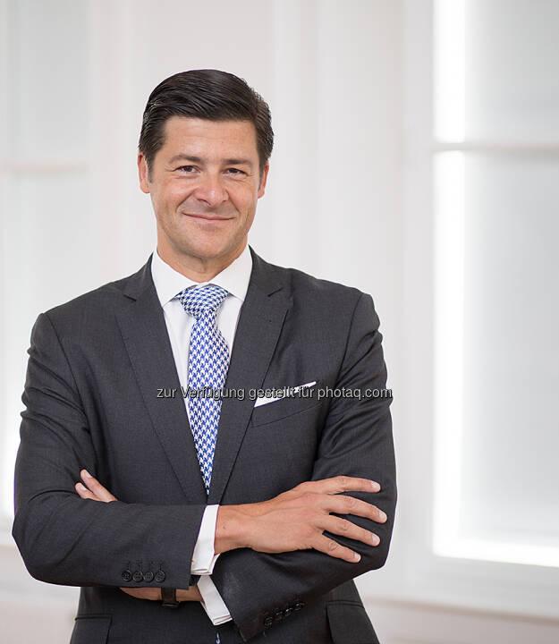 Carlos Mendez de Vigo, Vorstand der C-QUADRAT Investment AG, Bild: C-Quadrat 2017