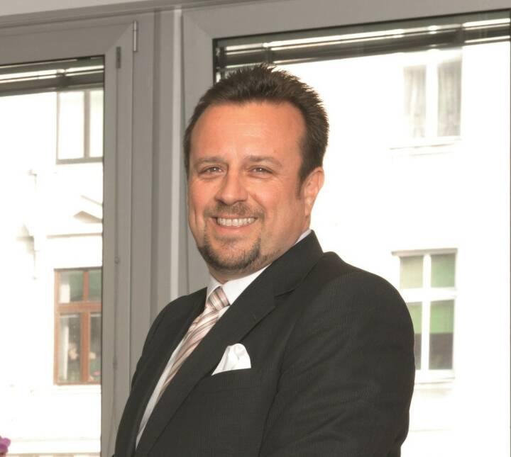 Joachim Seebacher ist neuer zweiter Geschäftsführer bei Swiss Life Select; Bild: Swiss Life Select