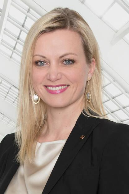 Novomatic: Erfolg für Admiral - Bewilligung in Niederösterreich rechtskräftig, Monika Poeckh-Racek, Vorstandsvorsitzende der Admiral Casinos & Entertainment AG; Fotograf: Sebastian Philipp, Fotocredit: Novomatic, © Aussender (05.09.2017)
