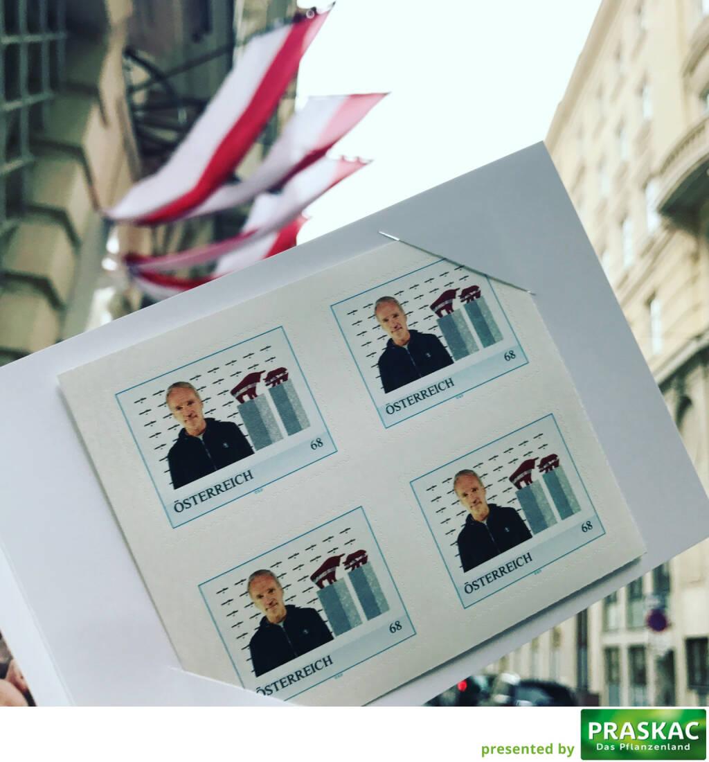 Wiener Börse Briefmarke (06.09.2017)