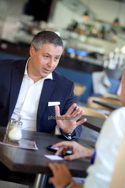 Oliver Schumy, CEO Immofinanz - (Fotocredit: Michaela Mejta für photaq.com) (07.09.2017)