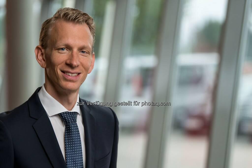 Rosenbauer International AG: Rosenbauer International AG / Sebastian Wolf übernimmt die Funktion des CFO (Fotocredit: Rosenbauer International AG Ort:), © Aussender (08.09.2017)