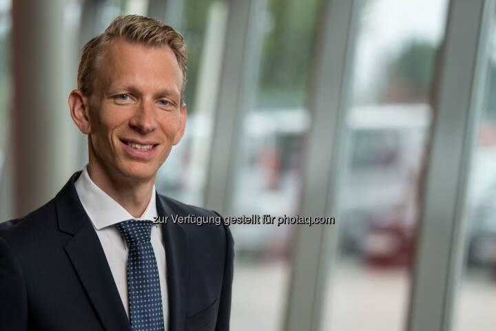 Rosenbauer International AG: Rosenbauer International AG / Sebastian Wolf übernimmt die Funktion des CFO (Fotocredit: Rosenbauer International AG Ort:)