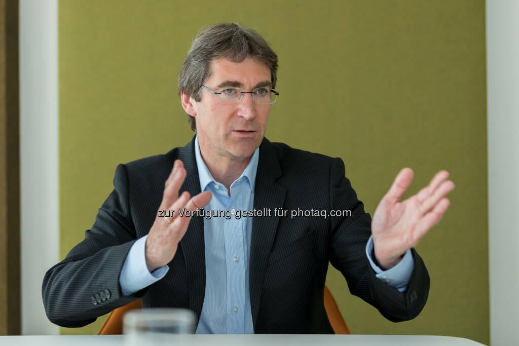 Franz Portisch, Generalsekretär des Österreichischen Sparkassenverband; Fotocredit: Hinterramskogler (08.09.2017)