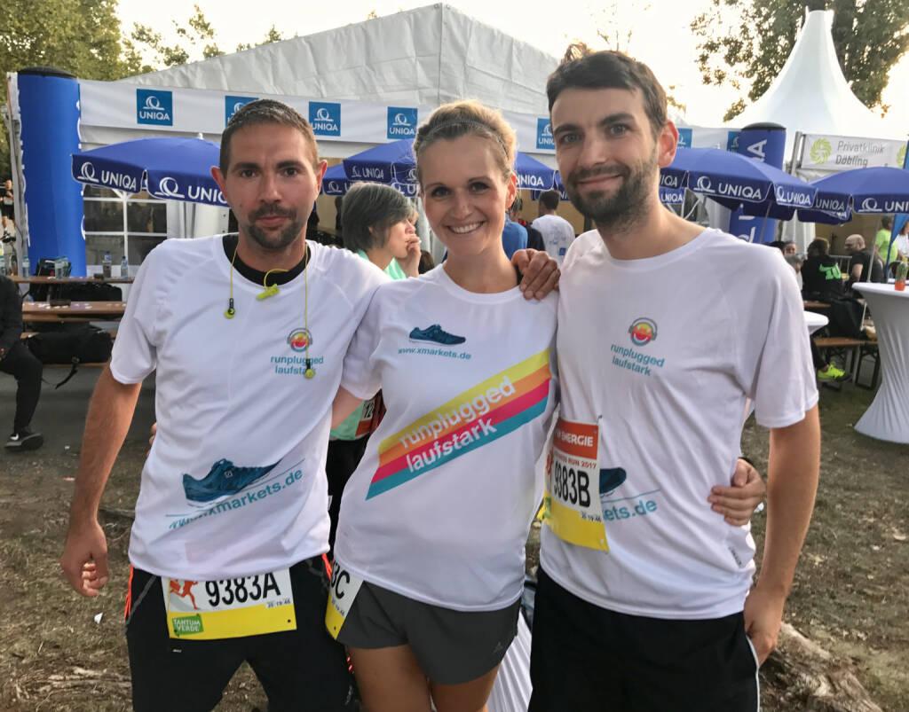 Runplugged RUN.derland : Andreas Sorsky, Adina Zimmermann, Ralph Zimmermann (08.09.2017)